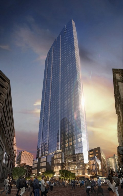 Millennium Tower Boston