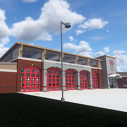 Fire Station 55
