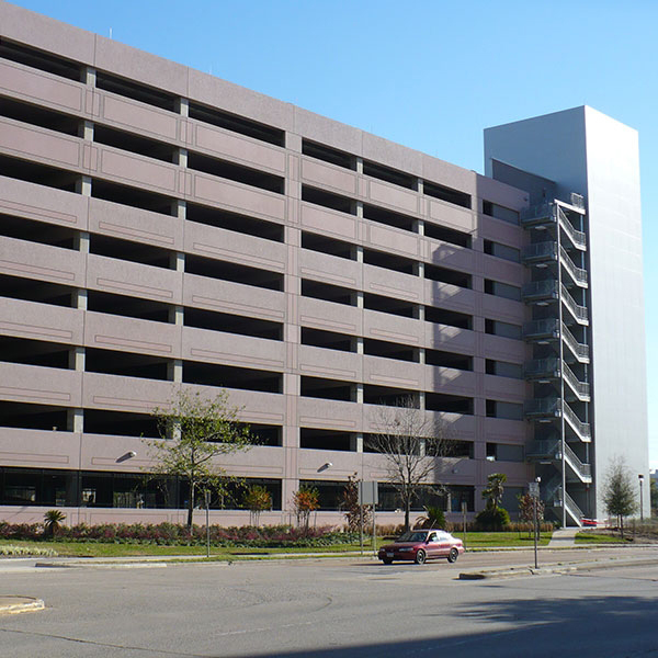 Braeswood Parking Garage