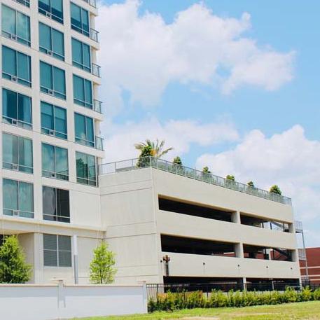 Wilshire Condominiums Parking Garage