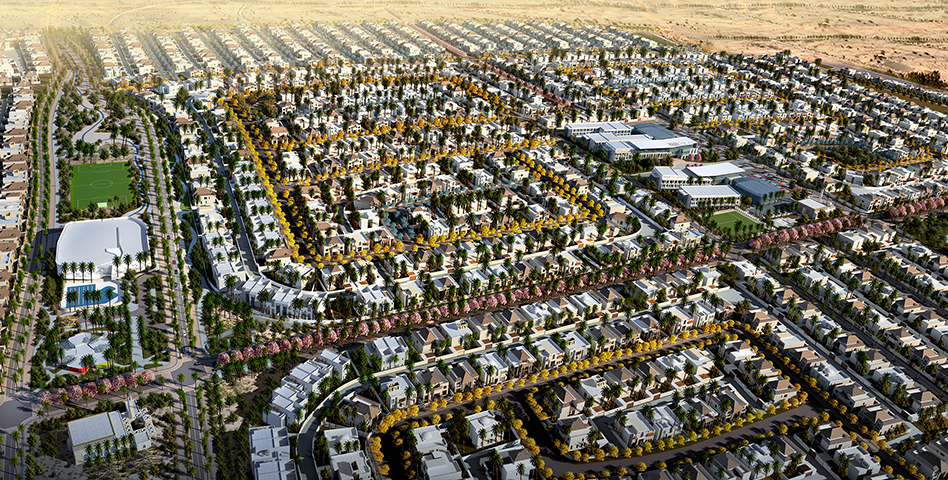South Dhahram Housing and Community - DeSimone Consulting Engineers
