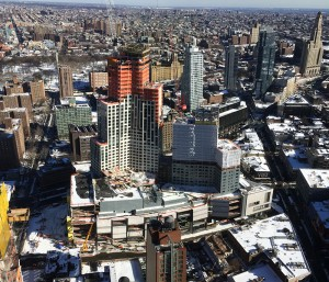 City Point Aerial