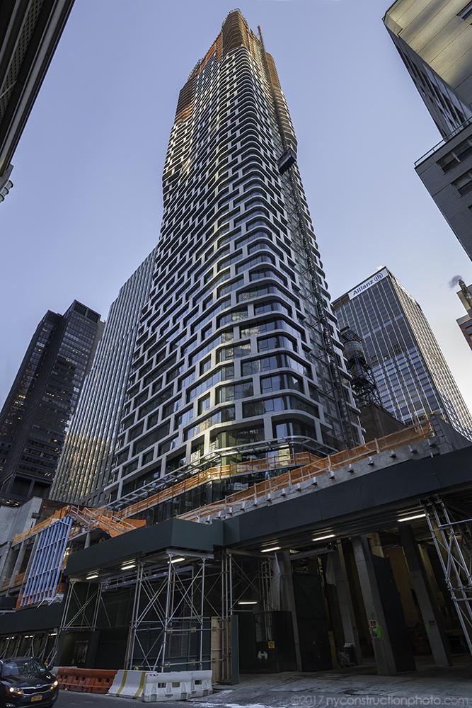 Aro 242 West 53rd Street Desimone Consulting Engineers