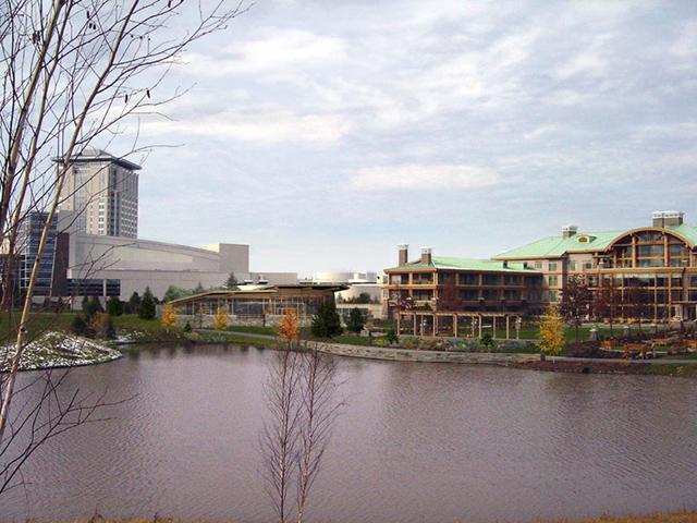 Turning stone resort and casino expansion desimone