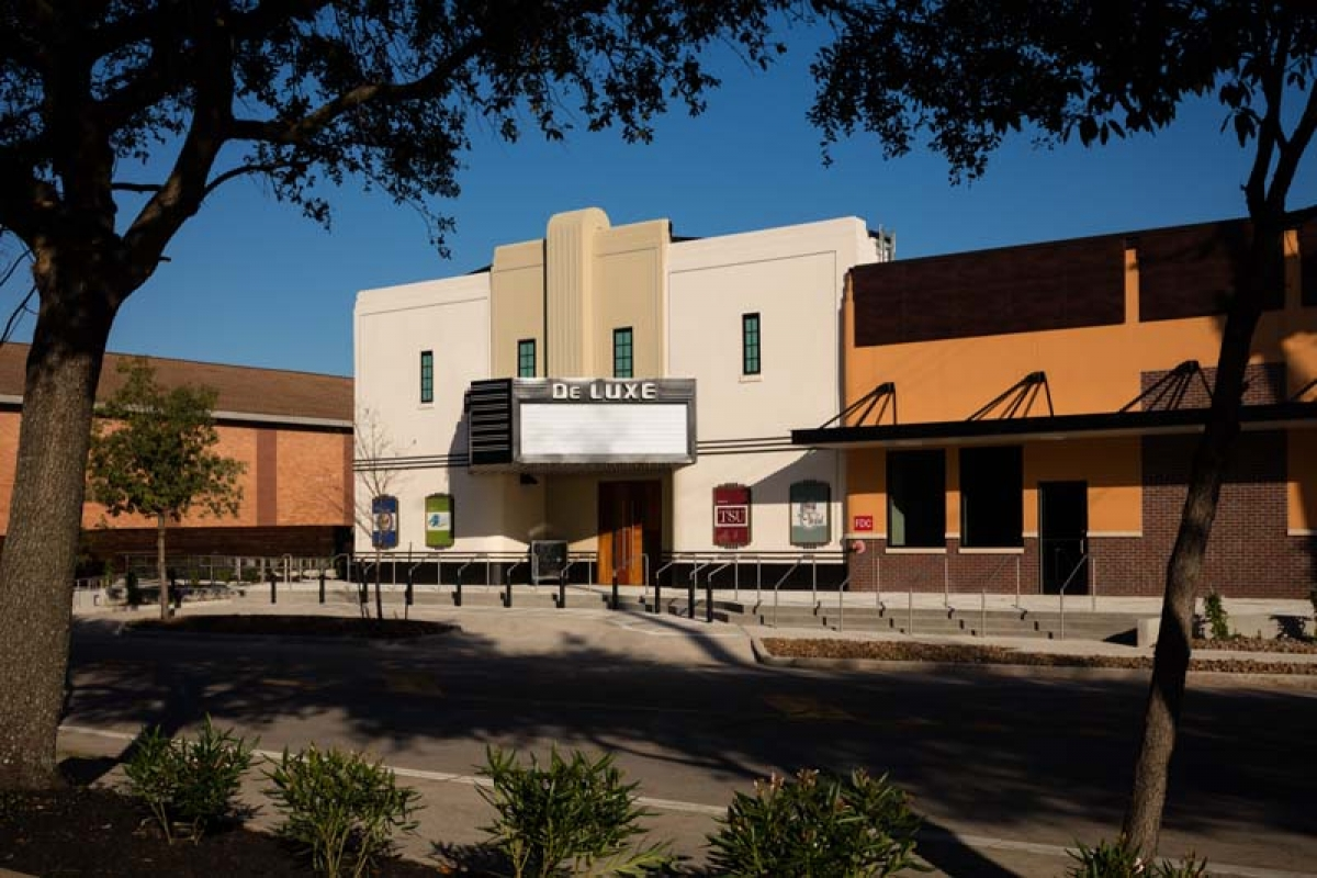 Deluxe Theater Addition and Renovation