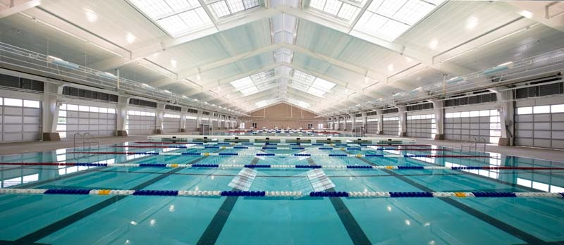 Aquatic Practice Facility
