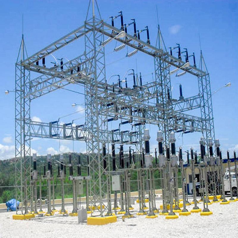 Carolingia Electric Substation - Guatemala City - DeSimone