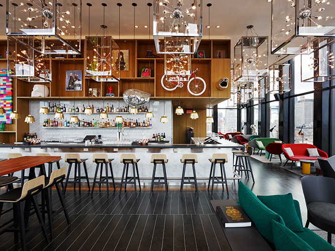 Citizenm New York Bowery Hotel Desimone Consulting Engineers