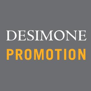 DeSimone Promotion