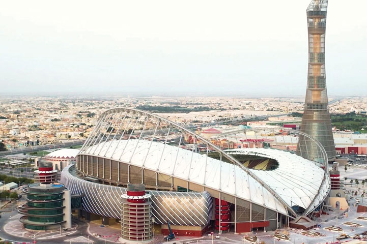 Khalifa International Stadium - Doha, Qatar