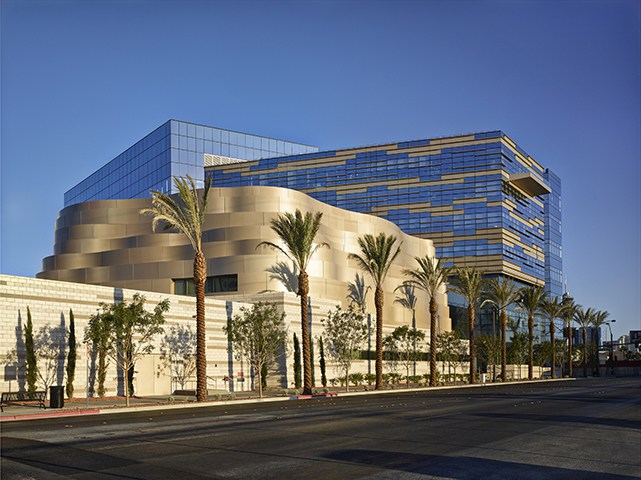 Las Vegas hopes that City Hall will be the city's turning point for sustainability.
