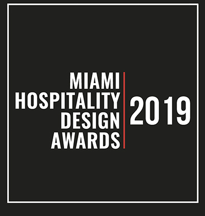 Miami Hospitality Design Awards Logo - Surfclub - DeSimone