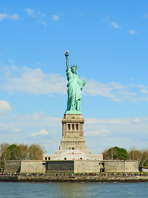 Statue of Liberty Museum - DeSimone