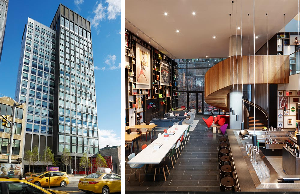 citizenM New York Bowery Hotel - DeSimone Consulting Engineers